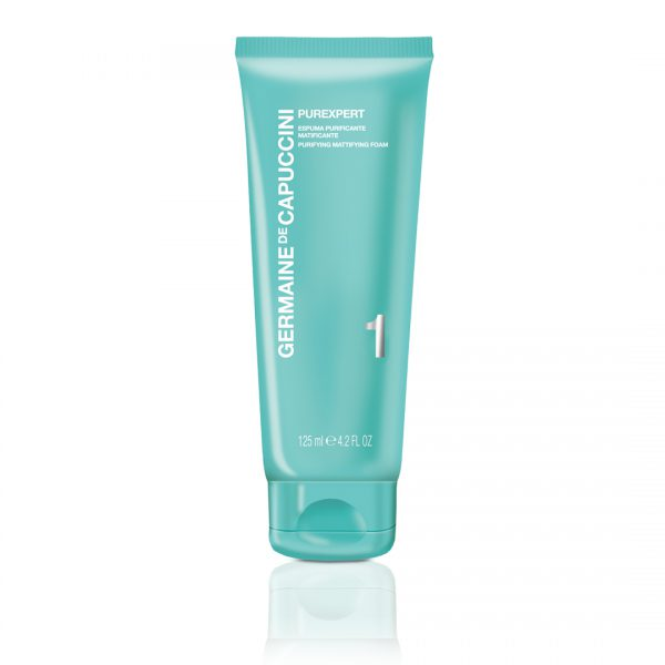 Purexpert Purifying Mattifying Foam 125ml (Step 1 – Oily Skin)