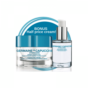 Hydrac Normal-comb Skin 50ml+hyalur Serum 30ml