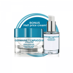 Hydrac Normal-dry Skin 50ml+hyalur Serum 30ml
